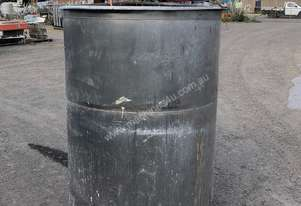 STAINLESS ASSOCIATES Stainless steel mixing tank