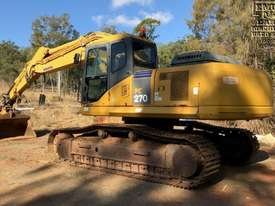 Komatsu PC270-7, Call EMUS - picture1' - Click to enlarge