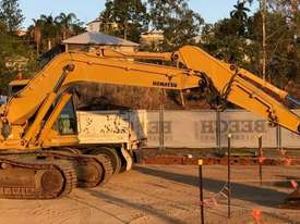 Komatsu PC270-7, Call EMUS - picture0' - Click to enlarge