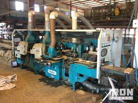 Wadkin XE220 Timber Moulder - picture0' - Click to enlarge
