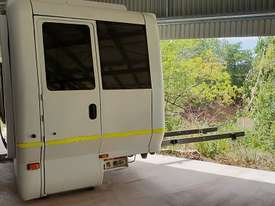 7 Seat All Terrian Warrior ATW 4x4 Bus Pod Camper Fiberglass Sleeper Mitsubishi Canter Fuso  - picture0' - Click to enlarge
