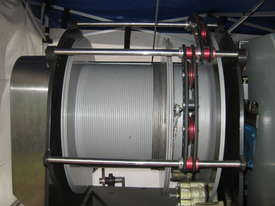 Hydraulic / eletric high speed winch - picture3' - Click to enlarge