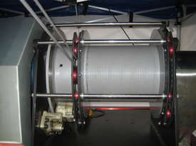 Hydraulic / eletric high speed winch - picture4' - Click to enlarge