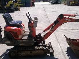 2012 KUBOTA K008-3 EXCAVATOR - picture0' - Click to enlarge
