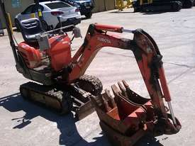 2012 KUBOTA K008-3 EXCAVATOR - picture1' - Click to enlarge