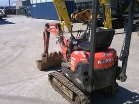 2012 KUBOTA K008-3 EXCAVATOR - picture2' - Click to enlarge