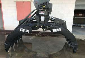 Embrey Rotary Vegetation Grapple