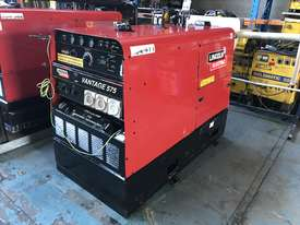 Lincoln Vantage 575 Diesel Welder Generator 500 Amps Welding 240 & 415 Power - picture0' - Click to enlarge