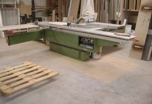 Cabinetmaking machinery