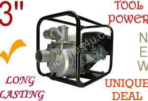 Water Pump TOOL POWER 3'' with 6.5-hp engine******