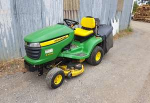 Used John Deere X300 Ride on Mower - Stock No U6922