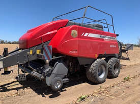 Massey Ferguson 2270XD Square Baler Hay/Forage Equip - picture1' - Click to enlarge