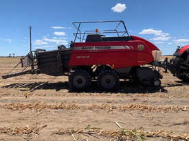 Massey Ferguson 2270XD Square Baler Hay/Forage Equip - picture13' - Click to enlarge
