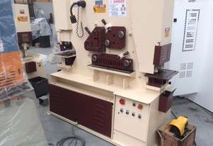 Marksman 125 tonne punch and shear ironworker