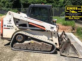 2014 Bobcat T630 Skid Steer, only 2800hrs.  MS470 - picture0' - Click to enlarge