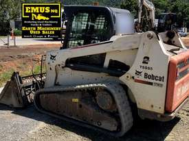 2014 Bobcat T630 Skid Steer, only 2800hrs.  MS470 - picture1' - Click to enlarge