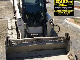 2014 Bobcat T630 Skid Steer, only 2800hrs.  MS470 - picture2' - Click to enlarge