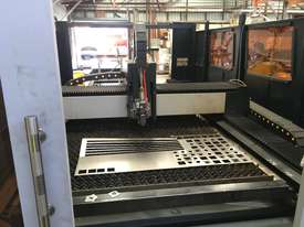 ALPHA fiber laser cutter - 700W IPG laser  - picture0' - Click to enlarge
