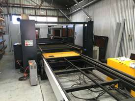 ALPHA fiber laser cutter - 700W IPG laser  - picture2' - Click to enlarge