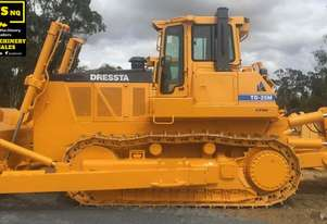 Dressta TS25M Dozers, 41ton, 330HP, as new.  MS477