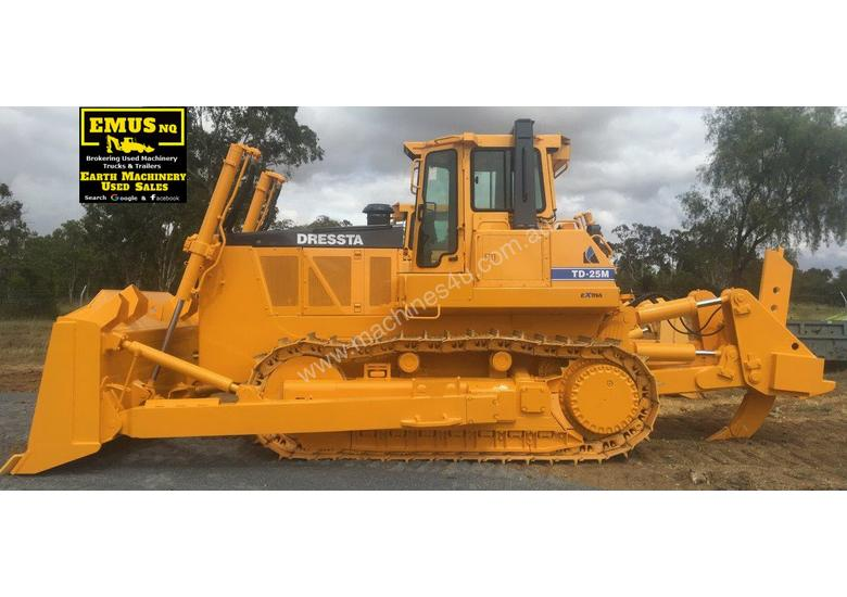 Dressta TS25M Dozers 41ton 330HP as new MS477