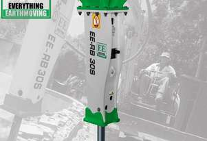 EE-RB30S Rock Breaker suits 2.5 - 4.5 T Excavators