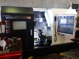Used Twin Turret Cnc Lathe - picture0' - Click to enlarge