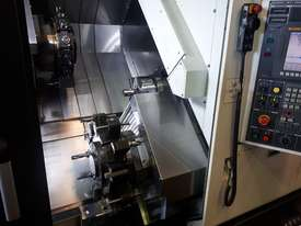 Used Twin Turret Cnc Lathe - picture1' - Click to enlarge