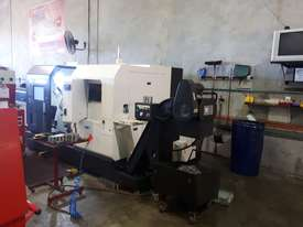 Used Twin Turret Cnc Lathe - picture2' - Click to enlarge
