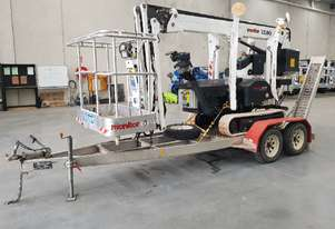 Spider Lift & Trailer package - 13m