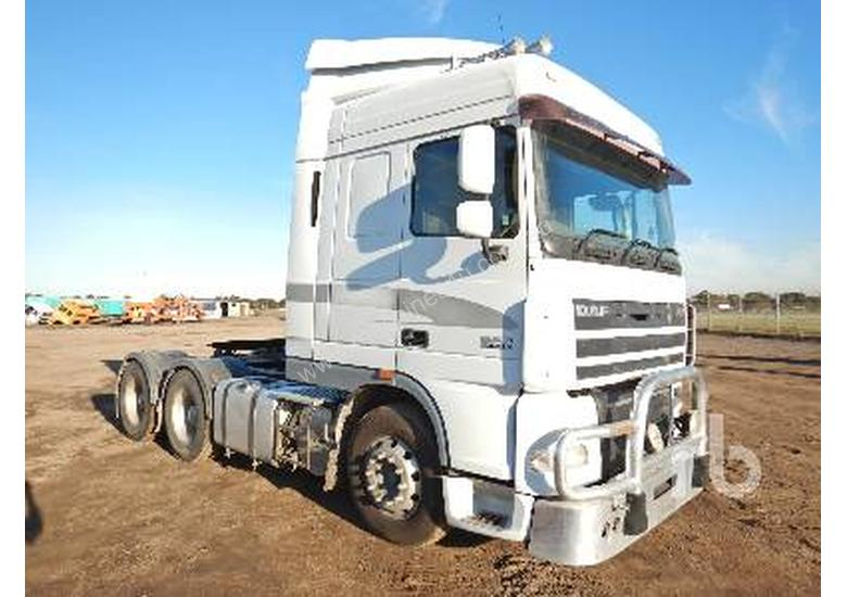 DAF XF105 Prime Mover (T/A)