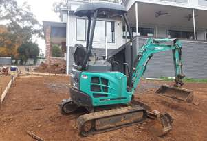 Kobelco SK17SR-3 mini excavator for sale