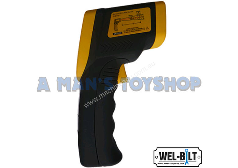 INFRARED THERMOMETER -50 DEG - 380 DE