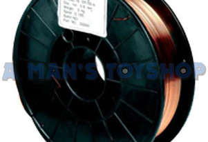 MIG WIRE 0.8MM 5KG 200MM SPOOL M/STEEL