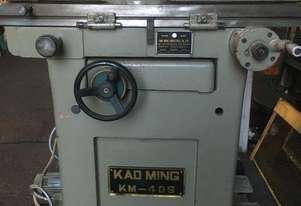 Kao-Ming KM-40S Tool and Cutter Grinder
