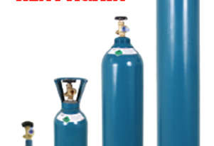 CYLINDER & GAS-E SIZE ARGON CO2
