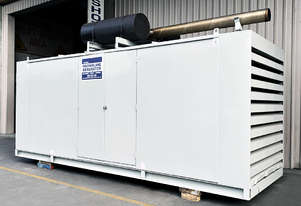 480kVA Deutz Enclosed Generator Set