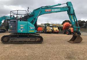 2015 Kobelco 23 Tonne Excavator in Good Condition with 4813 Hours
