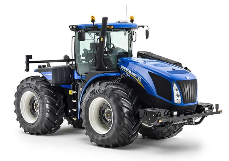 NEW HOLLAND T9.645 TRACTOR
