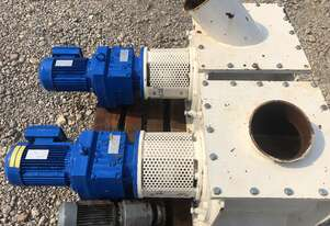 German Rotary Feeder Valve