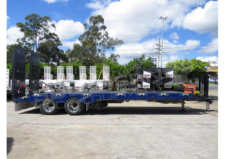 Interstate Trailers Tandem Axle ELITE Tag Trailer ATTTAG