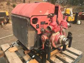 Portable fire fighting pump - picture0' - Click to enlarge