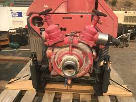 Portable fire fighting pump - picture1' - Click to enlarge
