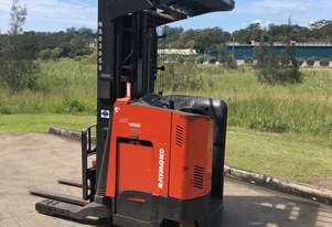 Raymond Reach Forklift located in Coffs Harbour