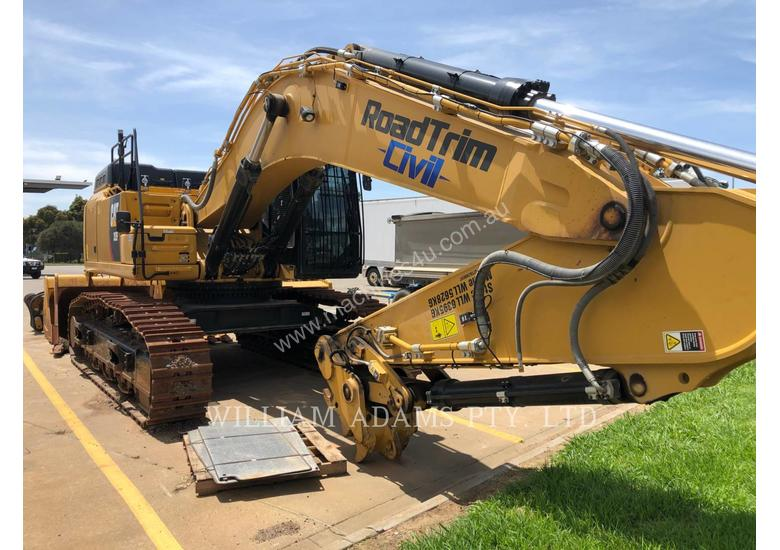 CATERPILLAR 352FL Track Excavators