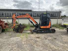 2018 Hitachi ZX55U-5A Excavator - picture0' - Click to enlarge