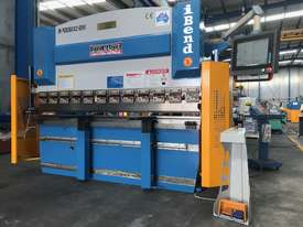 Feature Packed 2500mm x 70Ton CNC Pressbrake Graphical Controller & Laser Guards Included - picture0' - Click to enlarge