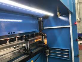 Feature Packed 2500mm x 70Ton CNC Pressbrake Graphical Controller & Laser Guards Included - picture3' - Click to enlarge