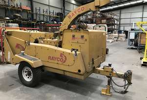 Rayco   Mobile Woodchipper