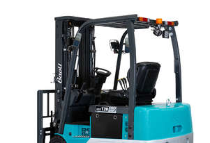 Counterbalance 2 Ton 3 Wheel Electric Forklift